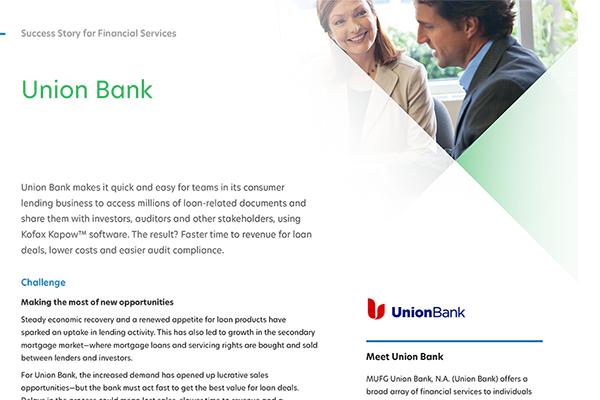 unity bank case